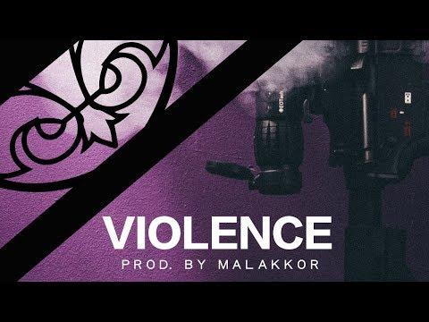 Rap piano beat slow hip hop instrumental - Violence