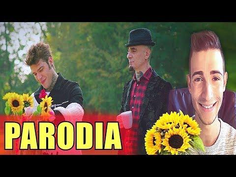 J-AX & FEDEZ - SCONOSCIUTI DA UNA VITA | PARODIA