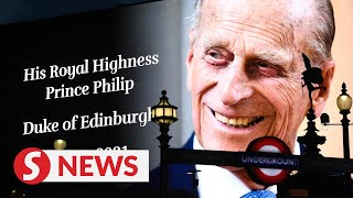King sends condolence letter to Queen Elizabeth II over passing of Prince Philip