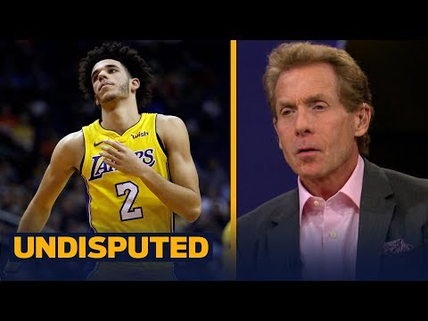 Should the Lakers already regret drafting Lonzo Ball? | UNDISPUTED