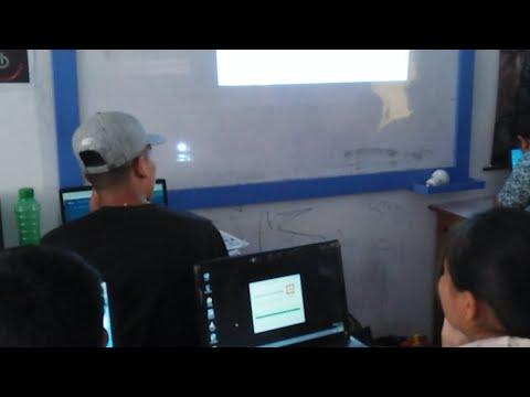 XAMPP Class and Database Creation