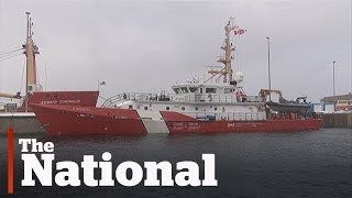 New coast guard ships subject to numerous complaints