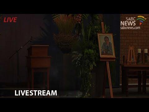 Pik Botha Memorial Service