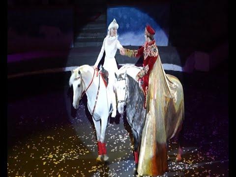 Новогодняя ёлка в цирке