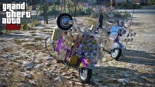 GTA 5 Roleplay - DOJ 278 - High Speed Mopeds (Criminal)
