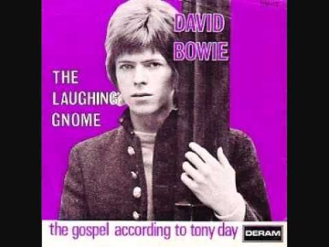 David Bowie The Laughing Gnome