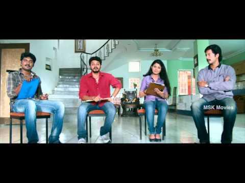 Mohan & Kavitha Tunes A Song With Music Director - Ninaithathu Yaaro Tamil Latest Movie