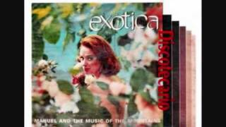Manuel & The Music of the Mountains - Exotica [1965]