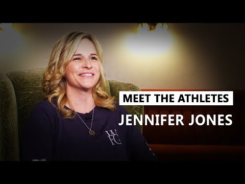 Meet The Athletes  Jennifer Jones Team Canada