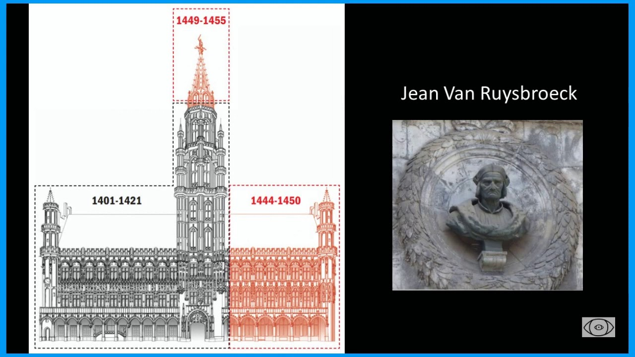 L'hôtel de ville de la Grand-Place de Bruxelles (1)