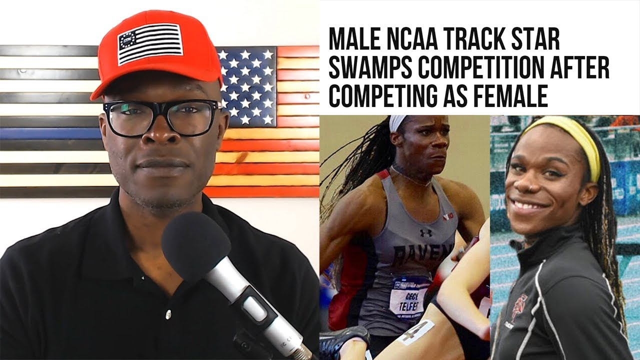 Anthony Brian Logan - Trans Woman Dominates College Track and Field; Competed With Men Last Year!