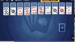 Microsoft Solitaire Collection: Spider - Hard - January 12, 2020