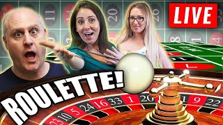 🔴 LIVE ROULETTE wİth RAJA! 💰 Who's Ready To See Some HUGE WIN$!