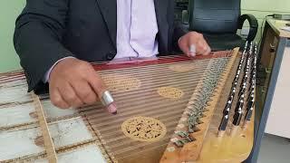 رجعوني عنيك - ام كلثوم / عزف قانون الاستاذ محمد مهدي استاذ الموسيقى مدرسة الشافعي النموذجية -دبي