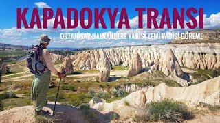 Gambar cover KAPADOKYA TRANSI YÜRÜYÜŞÜ -1-