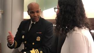 Exclusive: Surgeon General Jerome Adams