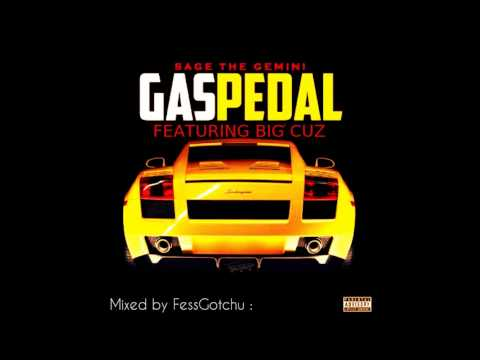 Gas Pedal CuznMix  @BigCuz   FREE DL  Mixed : @FessGotchu
