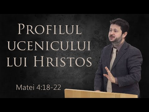 Duminica 26 Ianuarie 2020 AM  - Pastor Radu Oprea