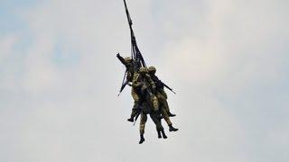 平成25年度陸上自衛隊富士総合火力演習(第2学校予行)前段演習・近距離...