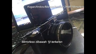 Video Episode #3 - Unboxing + Kogan/Marvue/Amkov/Andoer 24 MP (Review Singkat hasil Video dan Foto) download MP3, 3GP, MP4, WEBM, AVI, FLV Agustus 2018