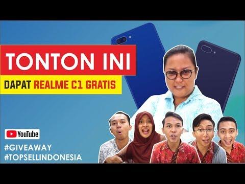 Give Away Realme C1 | Realme U1 Spesifikasi Ram 4GB Cuma 2jt An, Nikmat Mana Yang Kau Dustakan ?