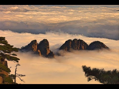 """LIVE: Amazing attractions of Huangshan, """"most beautiful"""" mountain of China"""