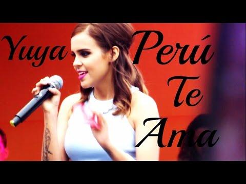 ♥ Conociendo a Yuya , Beto y Fichis : Aeropuerto y Evento Lima - Perú Video Vlog ♥