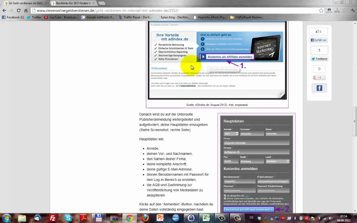Blogs Finden wie du mithilfe blogs themenrelevante backlinks findest