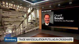 LNG Feels Pressure of U.S.-China Trade War Escalation