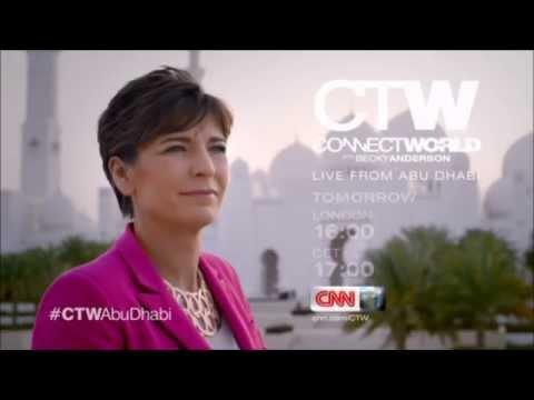 """CNN International """"CTW: Abu Dhabi"""" promo"""