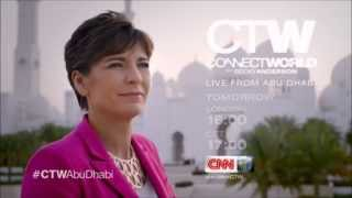 "CNN International ""CTW: Abu Dhabi"" promo"
