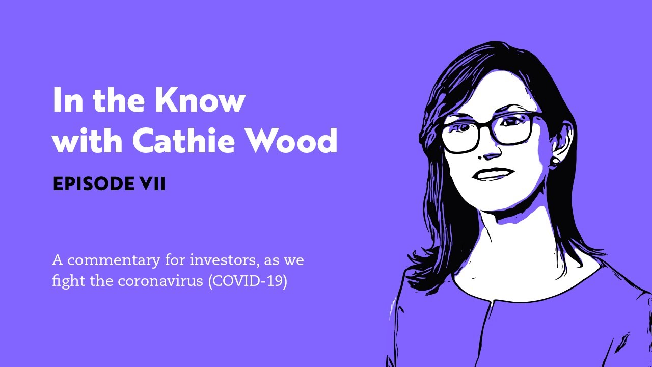 Market Correction, Volatility, Fiscal Policy | ITK with Cathie Wood