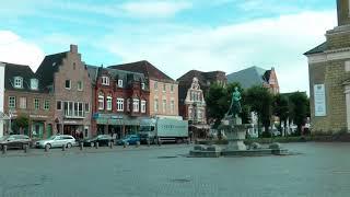 Husum - Bummel durch die Theodor-Storm-Stadt