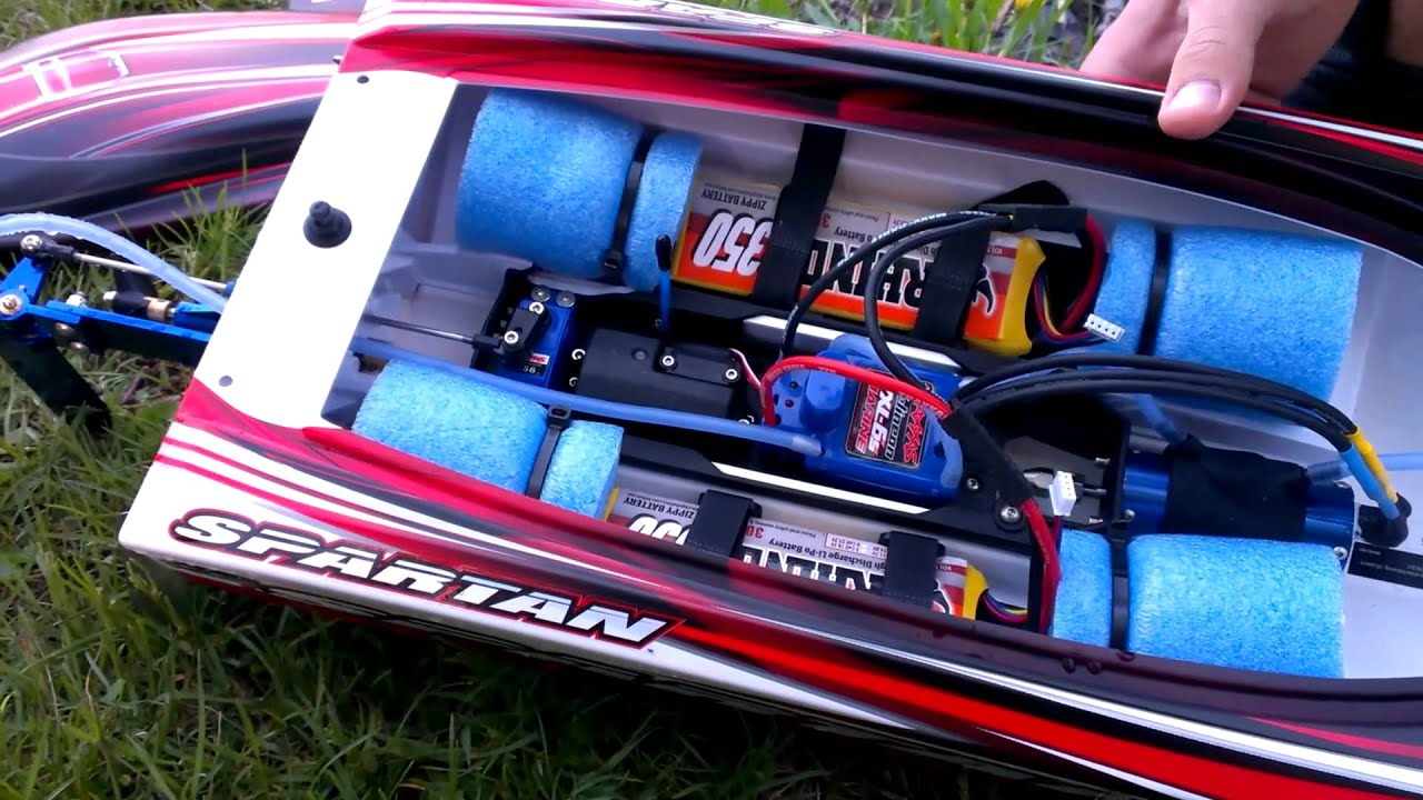 traxxis spartan with Watch on 310947970459 likewise Rc Electric Boats also Johnny knoxville was married besides Automodel Termic Losi Lst Xxl 2 Rtr Cu Radio 24ghz Spektrum Dx2e Motor Benzina as well Watch.