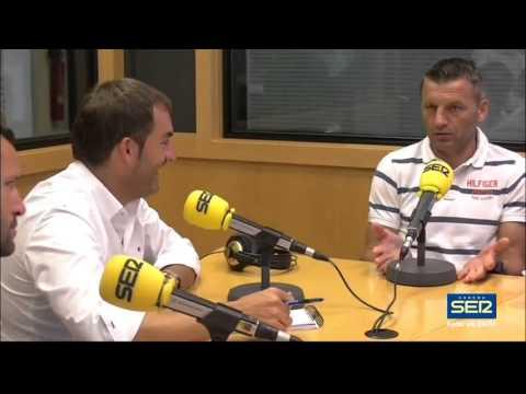 SER DEPORTIVOS RADIO VALENCIA CADENA SER ENTREVISTA ENTRENADOR DEL VALENCIA CF MIROSLAVDJUKIC