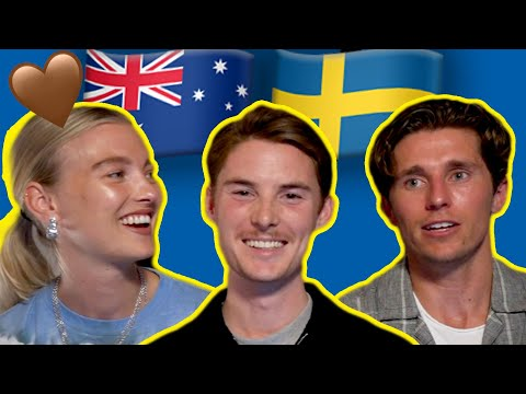 7 things Australians LOVE about Sweden! ❤️🇦🇺🇸🇪