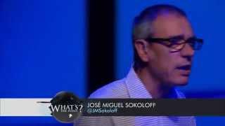 José Miguel Sokoloff - Activista por una Colombia pacífica - CDIPuebla 2015