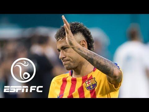 Neymar Officially Signs With Paris Saint-Germain | ESPN FC