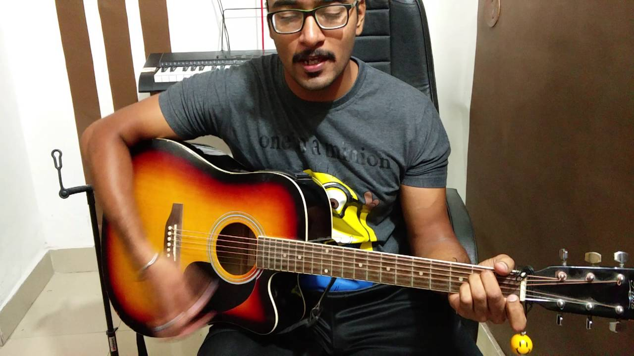 Salamat Originally By Arijit Singh Guitar Cover Basic Chords