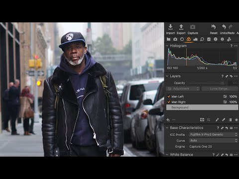 Layers in Capture One :: bring images to life with local adjustments!
