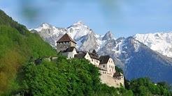 Das Fürstentum Liechtenstein - deutsch