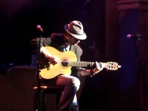 Serkan Karaman Solo Guitar Openig at