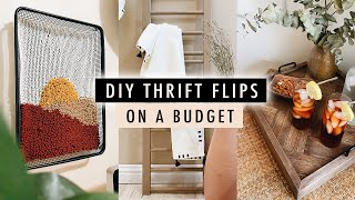 Diy Thrift Flip Home Decor On A Budget   Xo, Macenna