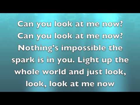 Look at me Now Keke Palmer Lyrics