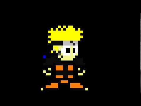 Naruto Opening 3 - Kanashimi wo Yasashisa Ni 8-bit NES Remix