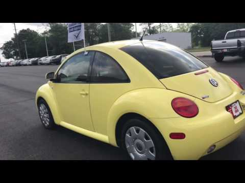 2000 Volkswagen Beetle GLS Review