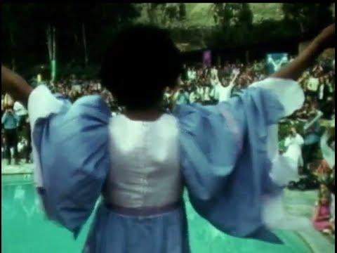 Dorothy Morrison at The Big Sur Folk Festival in Big Sur, 1969