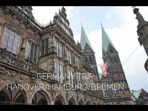 Germany Trip: Hanover/Hamburg/Bremen
