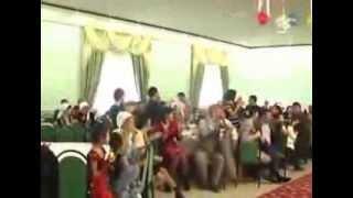 Прикол на свадьбе! Хатуба))