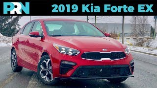 The Car For 'Most People' | 2019 Kia Forte EX | TestDrive Spotlight